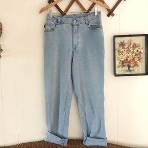 Ralph Lauren • Distressed Slim Fit Jeans